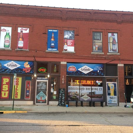 Pittsburg, KS: TJ Lelands