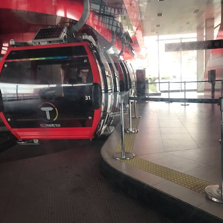 拉巴斯缆车之旅照片