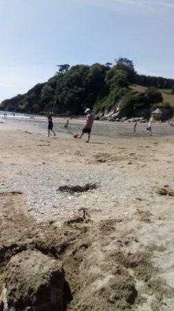 Modbury, UK: Better beaches at Bantham and Bigbury