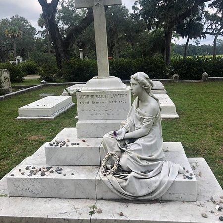 Bonaventure Cemetery: photo1.jpg