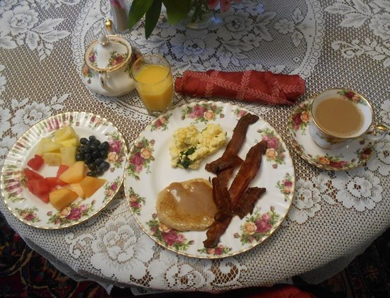 Addy Sea : Our breakfast