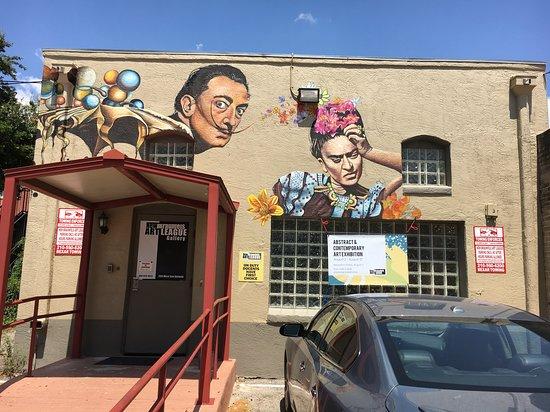 New Braunfels Art League Gallery
