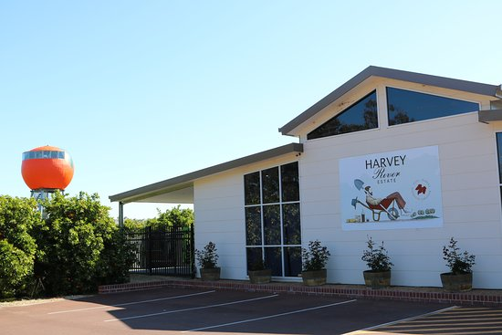 Harvey River Estate Cellar Door & The Big Orange