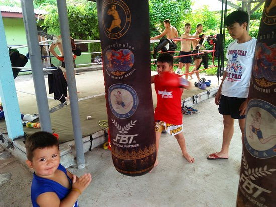 Nong Khai Muay Thai Gym