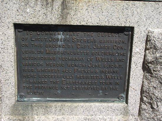 Storer Garrison State Historic Site