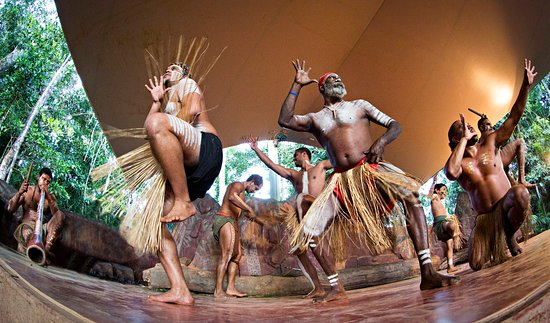 Kuranda, Australia: Learn more about Indigenous Culture and watch our interactive Pamagirri Dance Show
