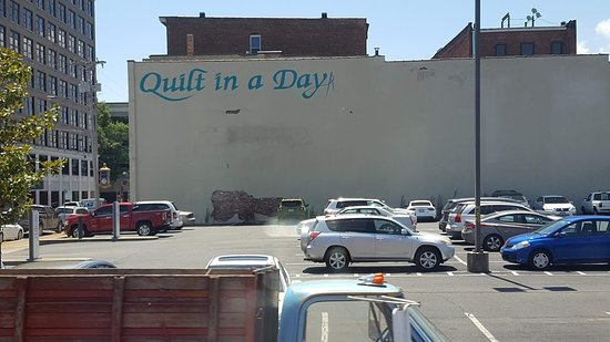 The National Quilt Museum: Quilting Is Big in Paducah