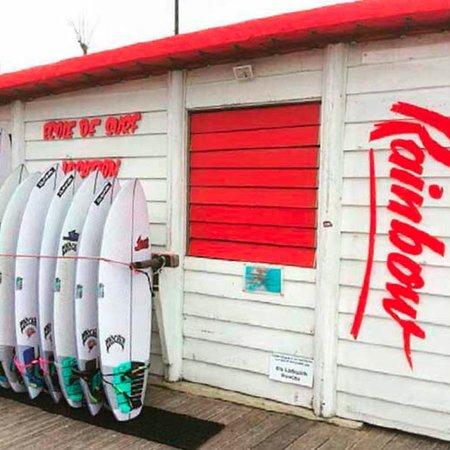 Anglet, França: Rainbow École De Surf
