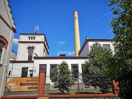 Velke Popovice, República Tcheca: Die Brauerei