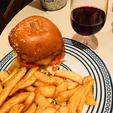 Good, cheap burgers on Tuesday nights!