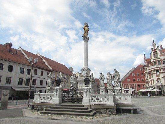 St Florian Column