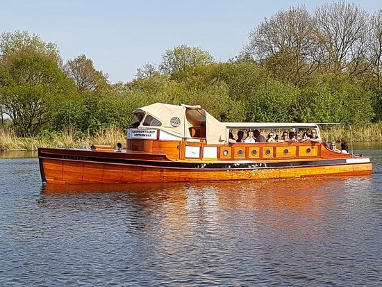 Rondvaartboot Rottemeren