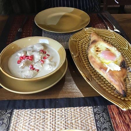 Foto de Restaurant Georgia