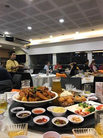 East Coast, Σιγκαπούρη: Food on the table