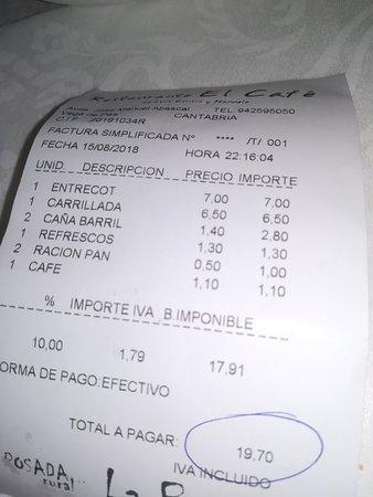 Img 20180815 232806 Large Jpg Fotografia De Restaurante El Cafe