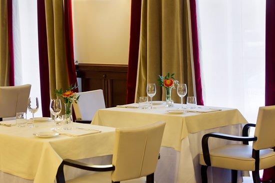 Le Regine: Restaurant