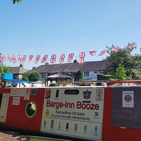 Barge-Inn Booze