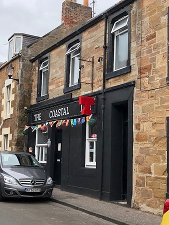 Cellardyke, UK: Eingang Hotel