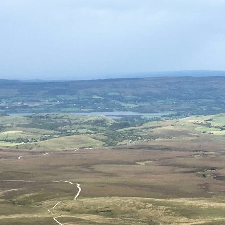 cuilcagh legnabrocky trail enniskillen northern ireland updated