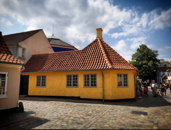 Hans Christian Andersens Childhood Home