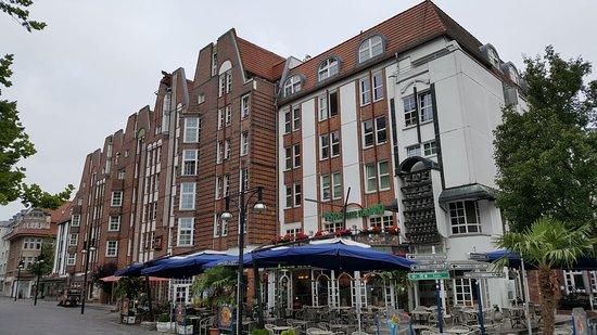 Glockenspiel Fünfgiebelhaus
