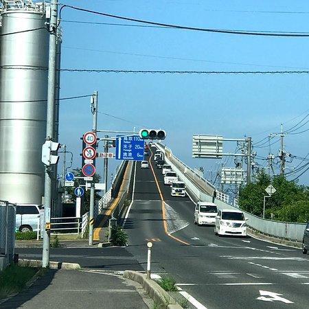 近づいてみた ベタ踏み橋