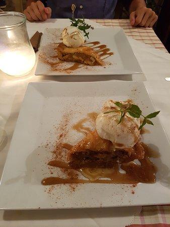 Apple pie e un dolce tipico