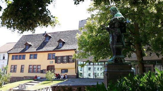 Bachhaus: Aanzicht van het complex