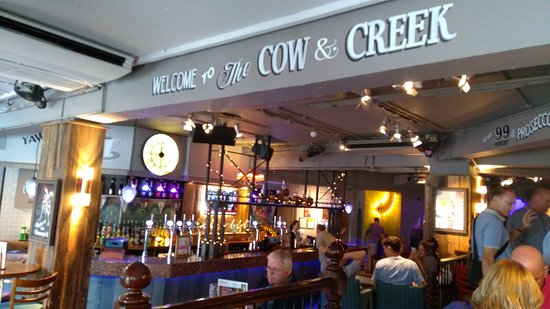 The Cow & Creek