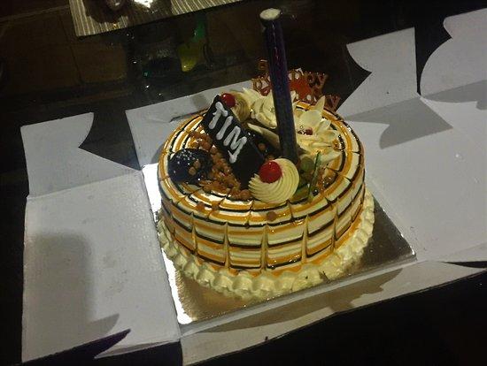 Tapovan, Indien: Tim's Birthday!
