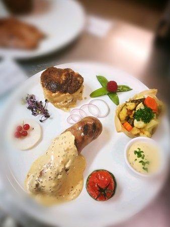 Hauteluce, France: L'Olympe Cafe