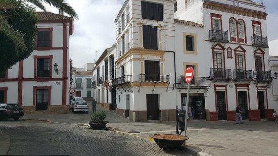 Plaza San Fernando: uno scorcio