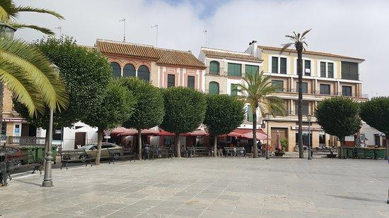 Plaza San Fernando: il centro