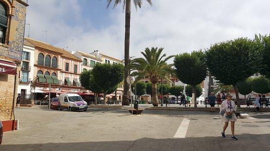 Plaza San Fernando: nell'insieme