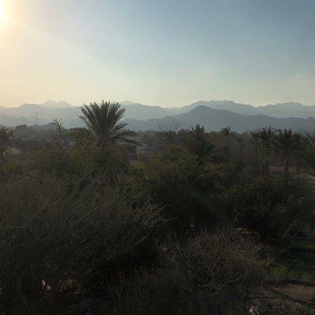View from Al Bidya mosque.