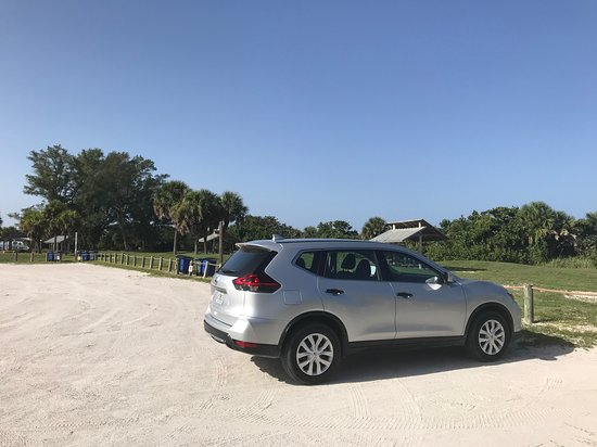 Casey Key, Flórida: North Jetty beach