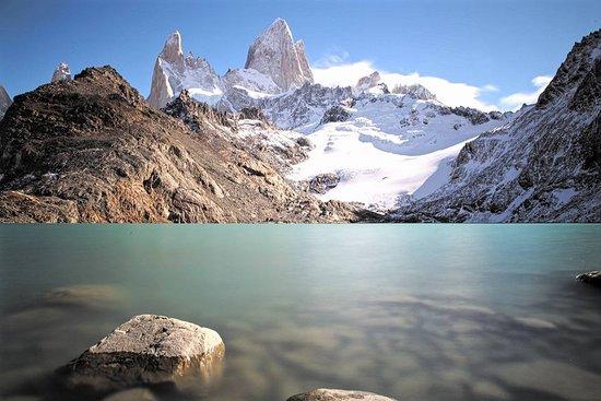 Cerro Fitz Roy: laguna de los tres - fitz roy