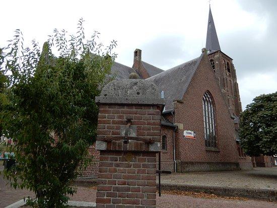 Moergestel, Nederland: Dorpspomp