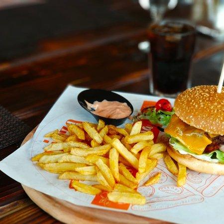Snagov, Romania: Plaza Restaurant / Beerport