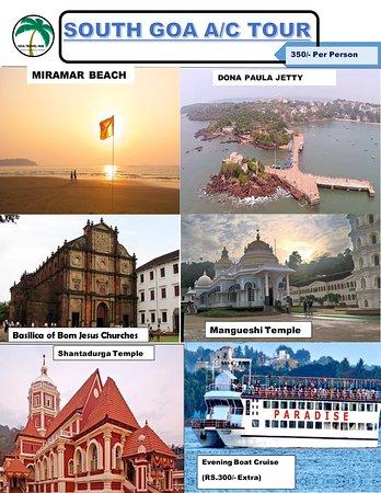 North Goa District, Hindistan: South Goa AC Tour By AC coach