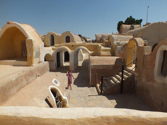 Ksar Hadada, Tunisia: partie hotel