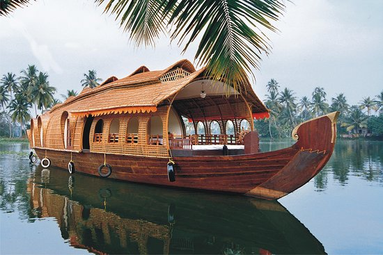 North Goa District, Hindistan: Luxury Overnight Houseboat Stay