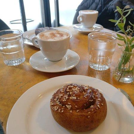 Steinkjer, Norwegia: Cafe Madam Brix