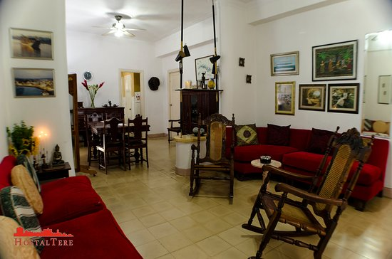 Hostal tere desde s 71 la habana cuba opiniones y - Hostal casa tere guadarrama ...
