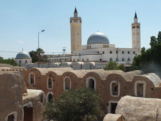 Ksar Hadada, Tunisia: ksar et mosquée