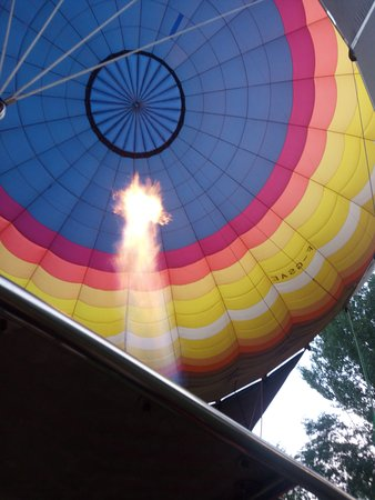 montgolfiere vezac