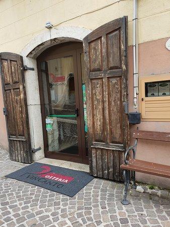 Montemarano, Italie : ingresso molto accativante