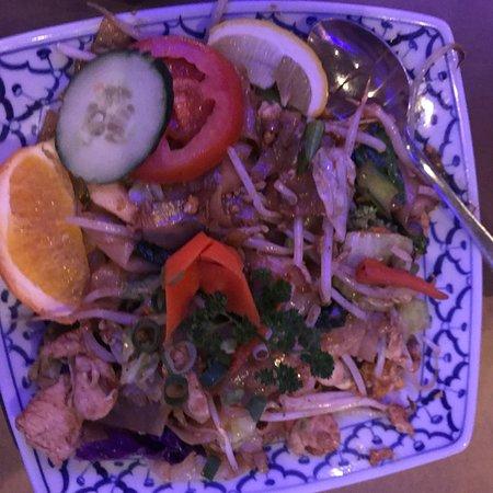 不错的泰国菜