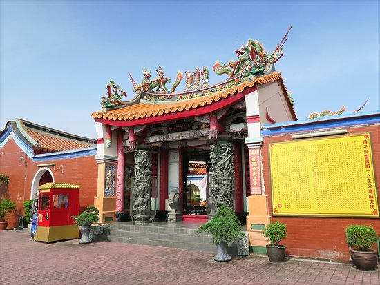 Shibawang Temple