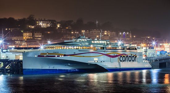 Condor Ferries - Day Trips